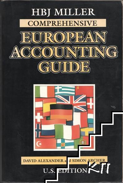Hbj Miller Comprehensive European Accounting Guide