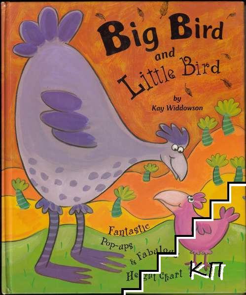 Big Bird and Little Bird: Fantastic Pop-ups and Fabulous Height Chart