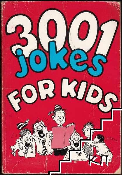 3001 Jokes for Kids