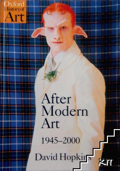 Oxford History of Art: After Modern Art 1945-2000