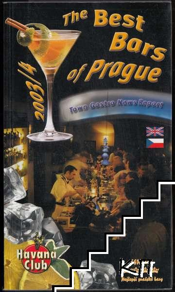The Best Bars of Prague / Nejlepší pražské bary 2003/4
