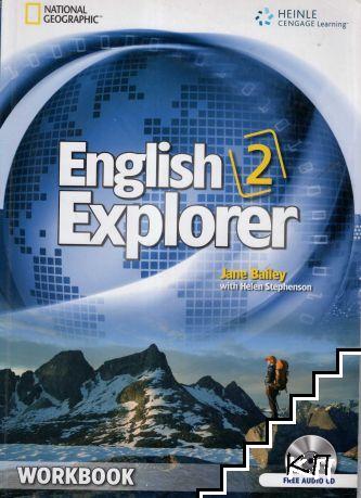 English Explorer 2: Workbook. Free Audio CD