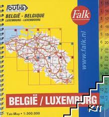 Atlas: Belgium/Luxemburg