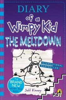 Diary of a Wimpy Kid: The meltdown. Book 13
