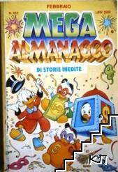 Mega Almanacco № 410