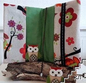 Дрешка за книга Happy Owls