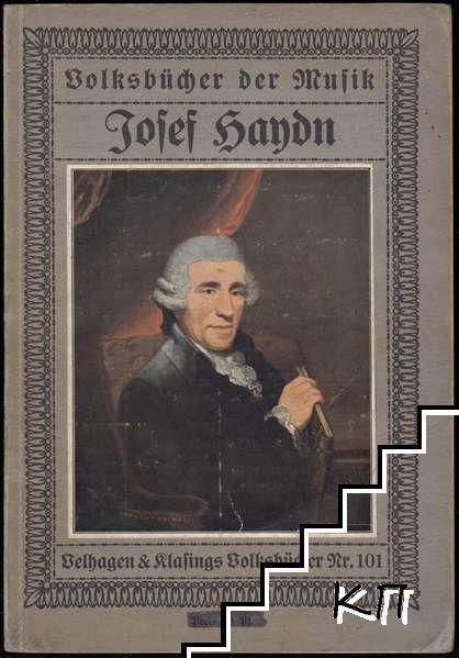 Volksbücher der Musik. Nr. 101: Joseph Haydn