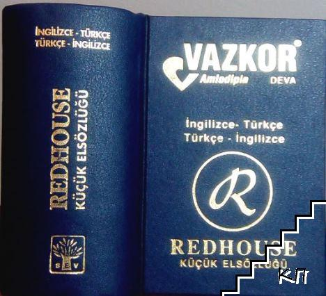 The Smaller Redhouse Portable Dictionary English-Turkish / Turkish-English