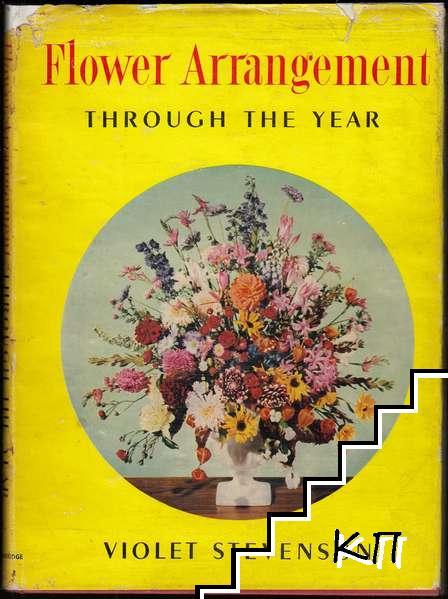 Flower Arrangement Through the Year