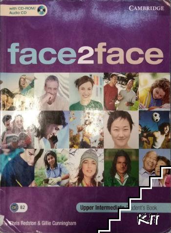 Face2face. Upper Intermediate. Student's Book B2