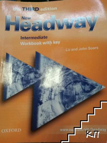 New Headway. Intermediate. Workbook with key