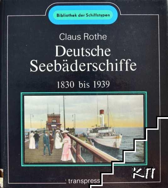 Deutsche Seebäderschiffe