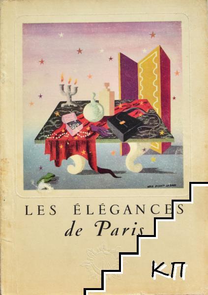 Les élégances de Paris