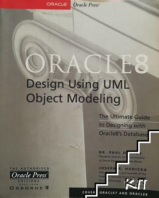 Oracle 8. Design Using UML Object Modeling