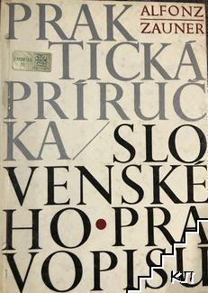 Prakticka prirucka slovenskeho pravopisu