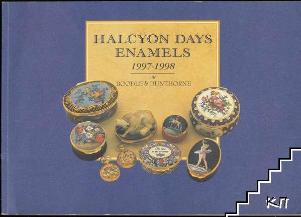 Halcyon Days Enamels, 1997-1998