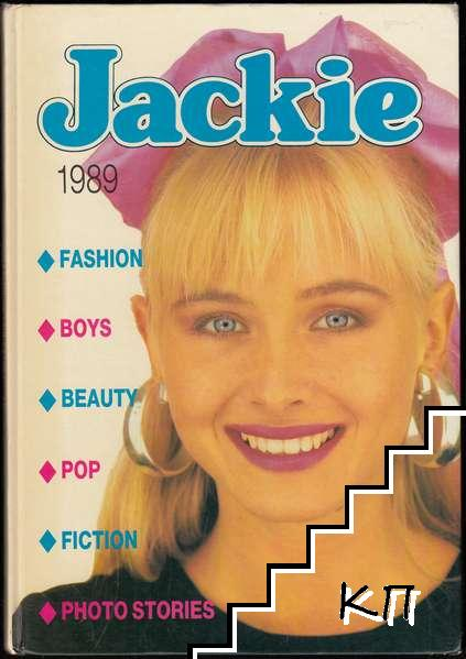 Jackie. Annual 1989