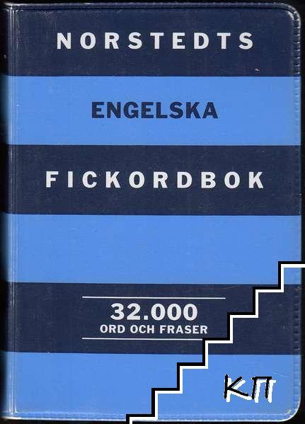 Norstedts engelska fickordbok: engelsk-svensk, svensk-engelsk