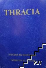 Thracia 12: Studia in honorem Christo M. Danov