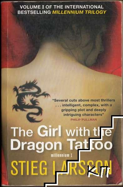 Millenium Trilogy. Book 1: The Girl with the Dragon Tattoo