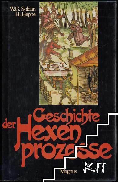 Geschichte der Hexenprozesse. Band 2
