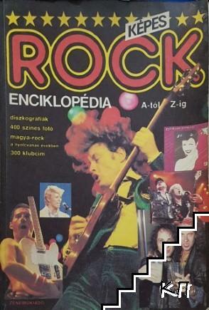 Képes rock enciklopédia A-tól Z-ig