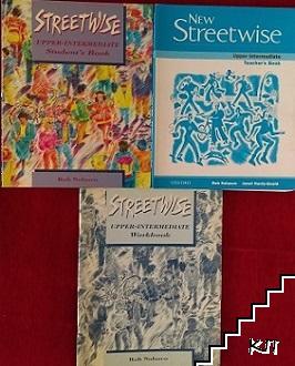 Streetwise. Upper-Intermediate. Student's Book. Workbook. Teacher's Book