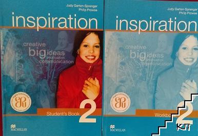 Inspiration. Student's Book 2 / Workbook 2