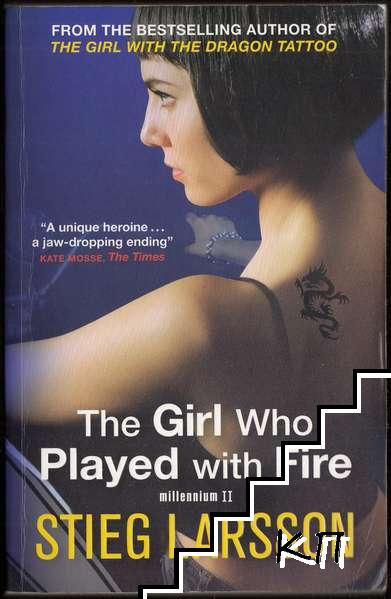 Millenium Trilogy. Book 2: The Girl Who Played with Fire