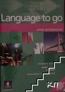 Language to go. Upper Intermediate