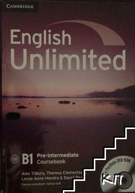 English Limited Pre-Intermediate. Course Book / Self Study Pack