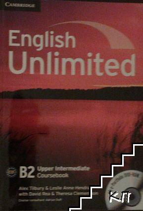 English Unlimited Upper Intermediate Course Book + Self Study Pack