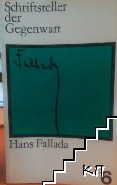 Schriftsteller der Gegenwart. Hans Fallada