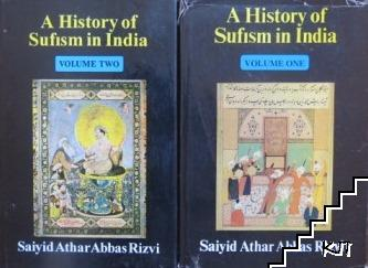 A history of sufism in India. Vol. 1-2