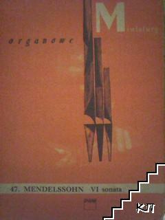 Miniatury Organowe. VI sonata