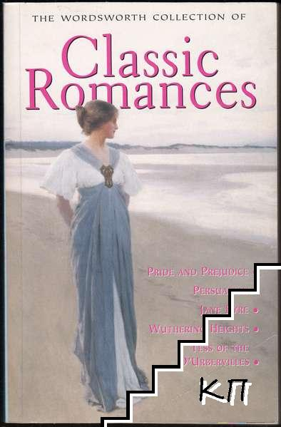 The Wordsworth Collection of Classic Romance