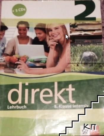 Direkt 2. Lehrbuch für die