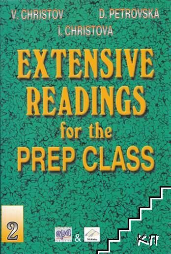 Extensive Readings for the Prep Class. Part 2