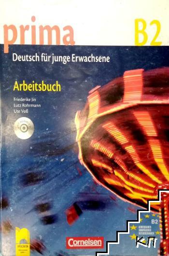 Prima B2. Arbeitsbuch