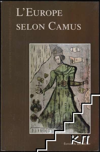 L'Europe selon Camus