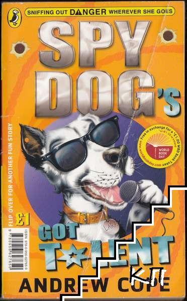 Spy Dog's Got Talent / The Great Pet-Shop Panic: World Book Day