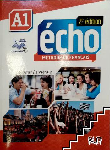 Echo A1. Méthode de Français