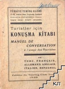 Turistler için konuşma kitabı