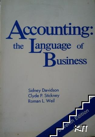 Accounting the Language of Business
