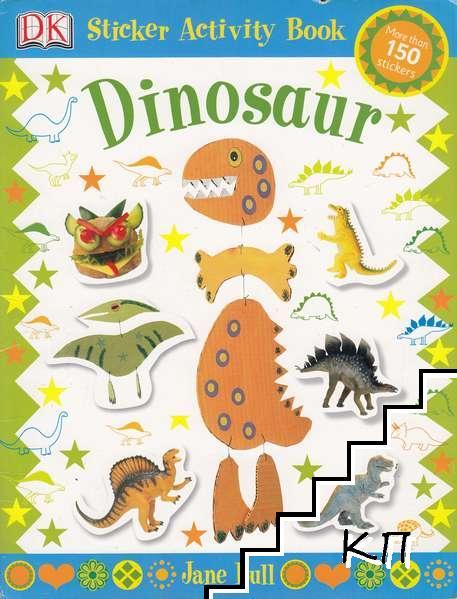 Dinosaur: Sticker Activity Book
