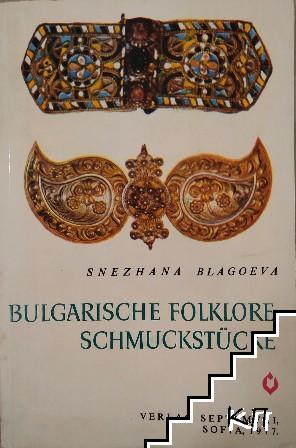 Bulgarische folklore-schmuckstücke