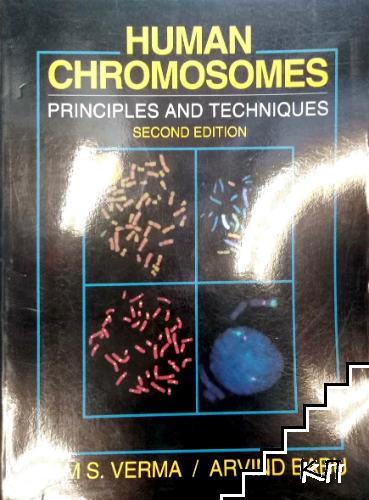 Human chromosomes. Principles and techniques