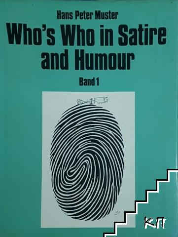 Who's who in satire and humour. Band 1