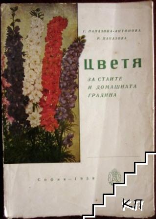 Цветя за стаите и домашната градина