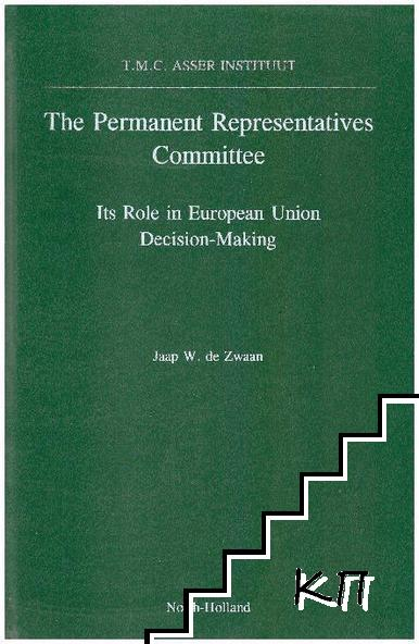 The permanent representatives committe